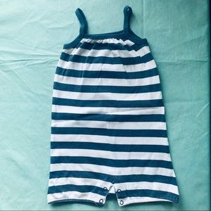 Other - Stripped girl romper
